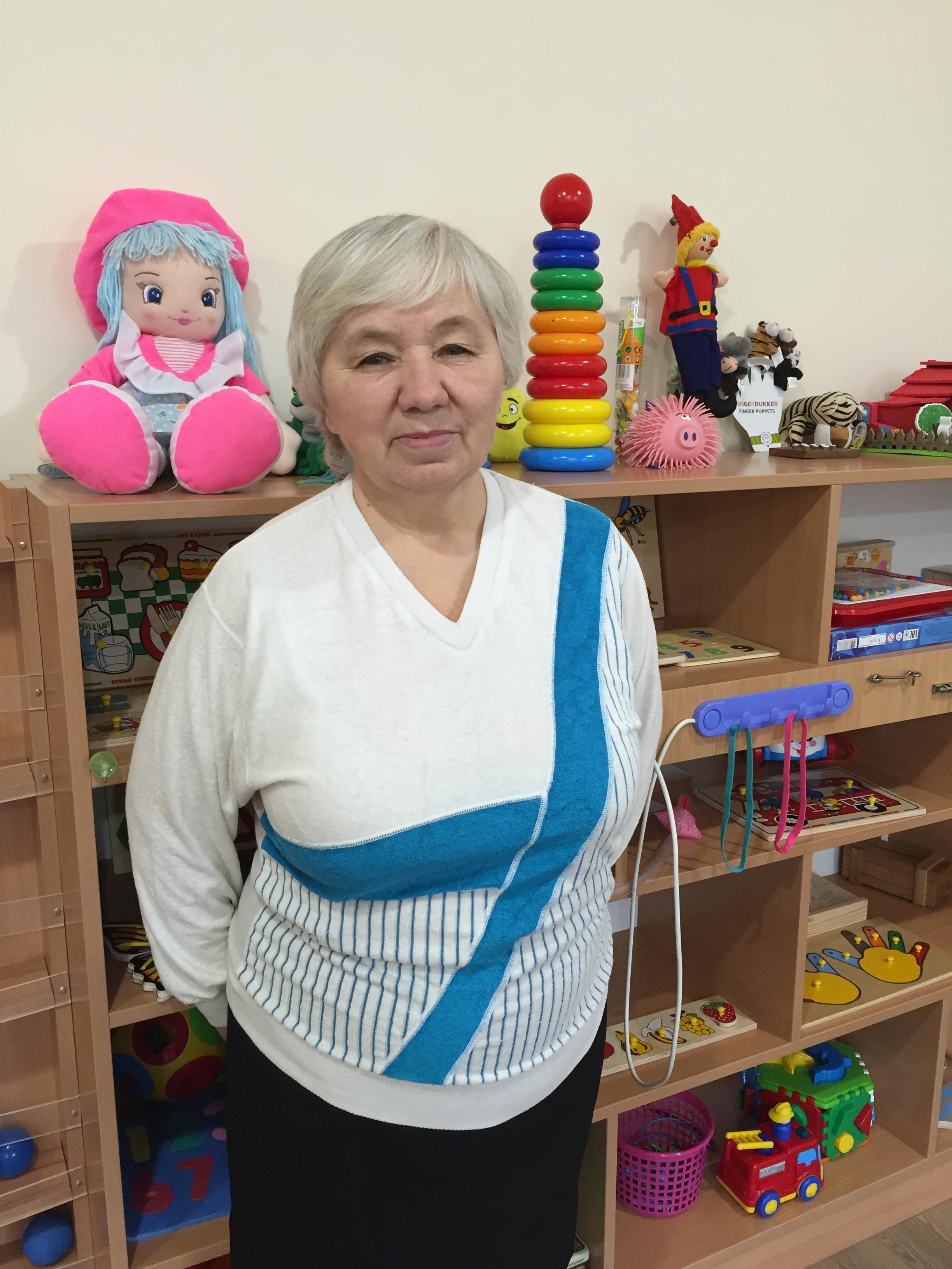 Валентина Ильинична